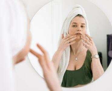 massage visage anti relachement